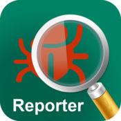 The MyPestGuide Reporter app icon