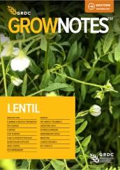 GrowNotes Lentil