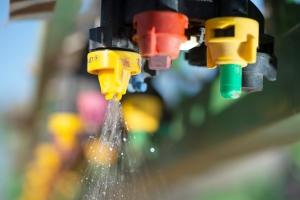 image of spray nozzles