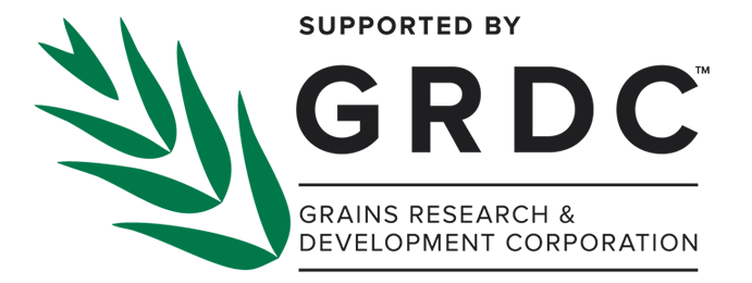 Supported by GRDC