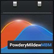The PowderyMildew MBM app icon