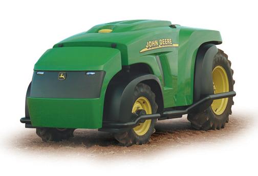 Developments In Autonomous Tractors Grdc