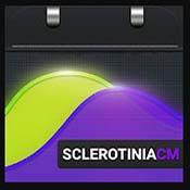 The SclerotiniaCM app icon