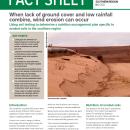 Managing eroded soils