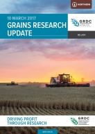 Proceedings from the Bellata GRDC Grains Research Update 2017