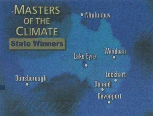 Masters of the Climate