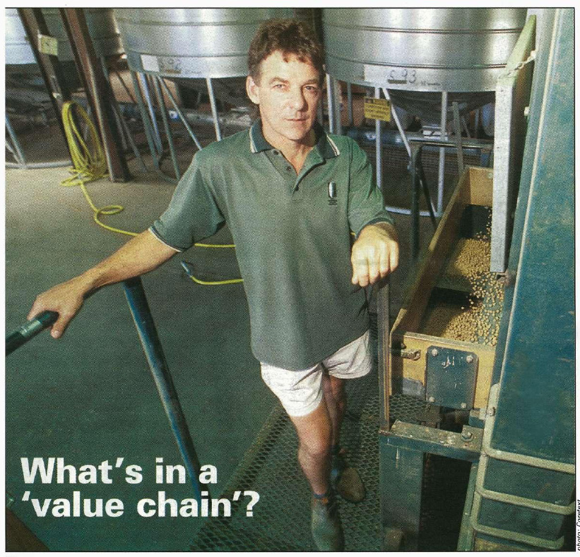 What's in a 'value chain'?