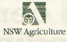 NSW Agriculture logo