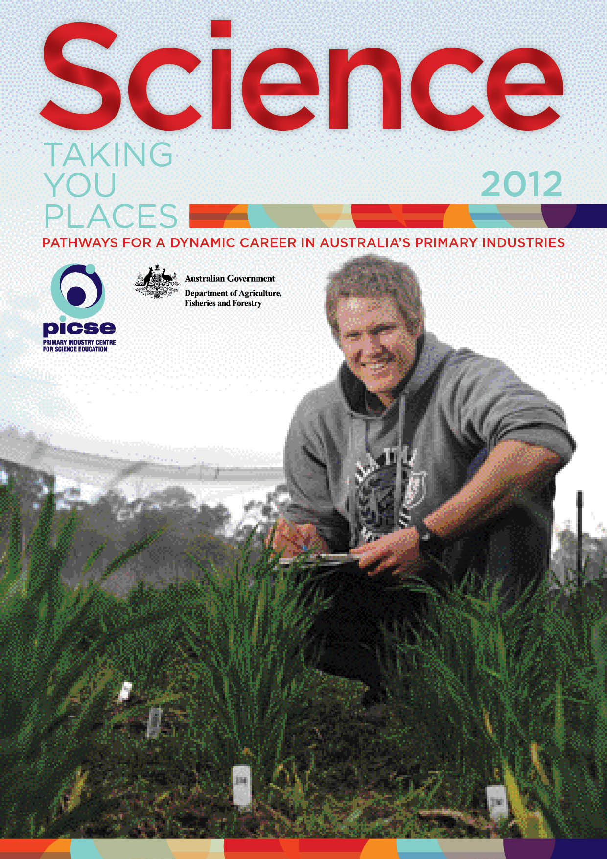 Science: Taking You Places PICSE magazine cover