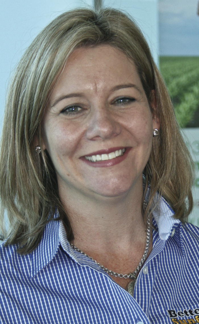 Photo of Principal of consultancy Blue Dog Agribusiness Liz Alexander