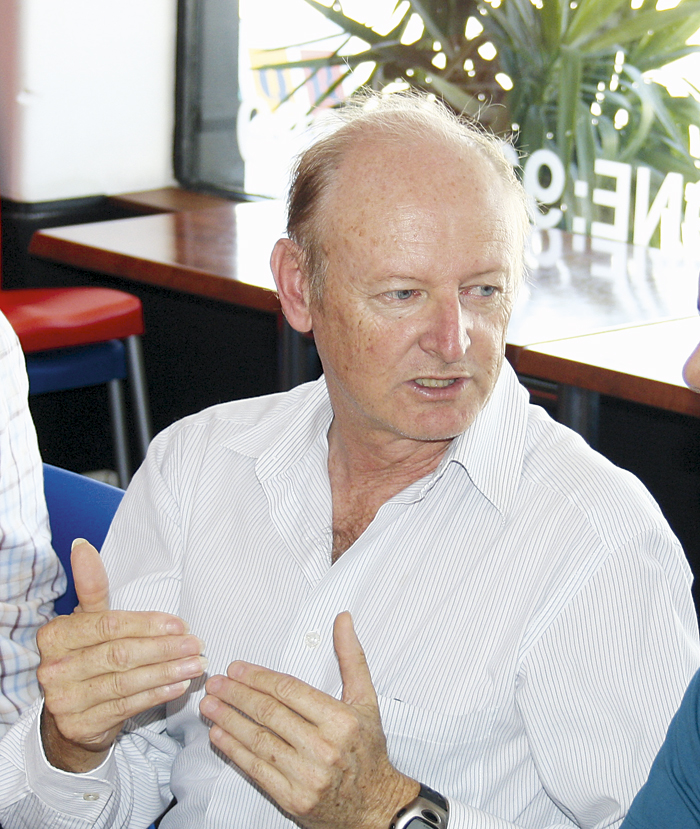 Photo of Professor Ross Kingwell