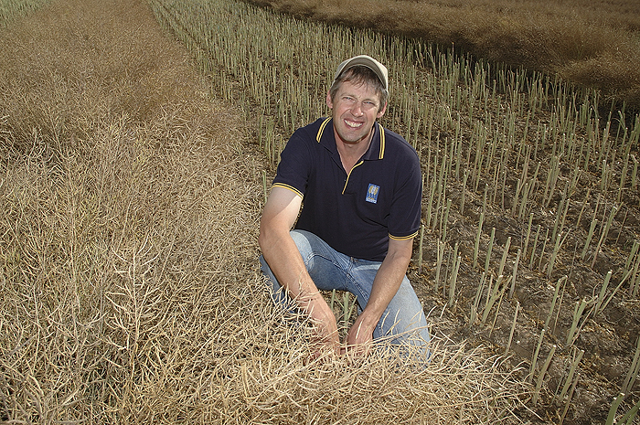 Image of grower Murray Scholz