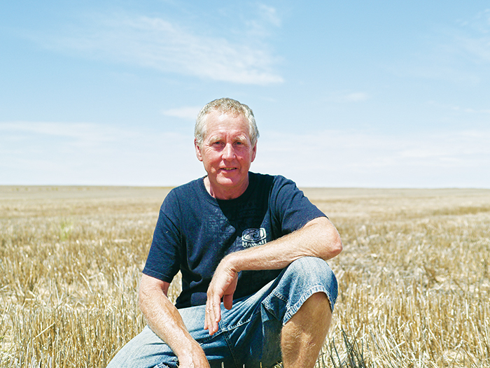 Image of grower Kevin Bond