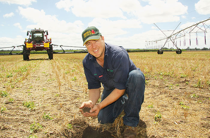 Double-cropping to absorb seasonal shocks - GRDC