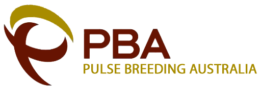 Pulse Breeding Australia (PBA) logo