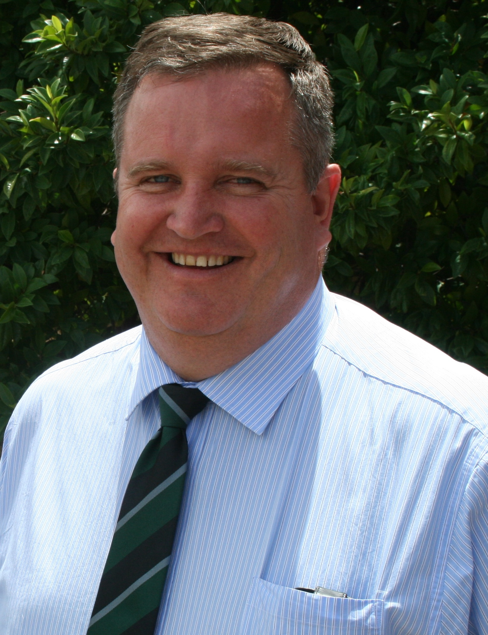 Image of GRDC northern panel chair James Clark