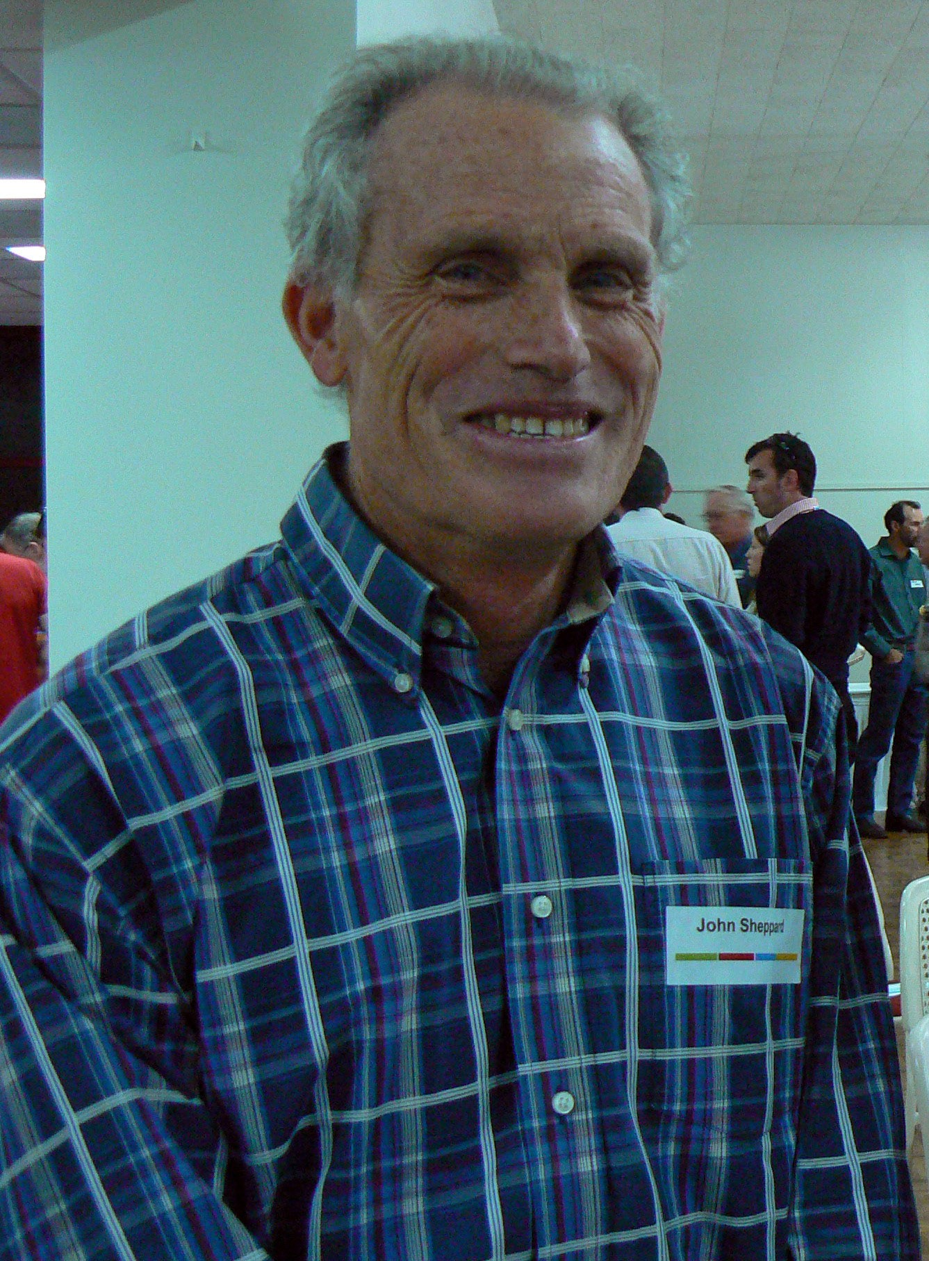 Image of John Sheppard, GRDC Northern Panel member.