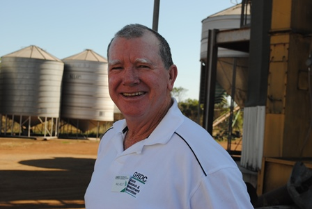 Image of GRDC western regional panellist and Mingenew grower Paul Kelly