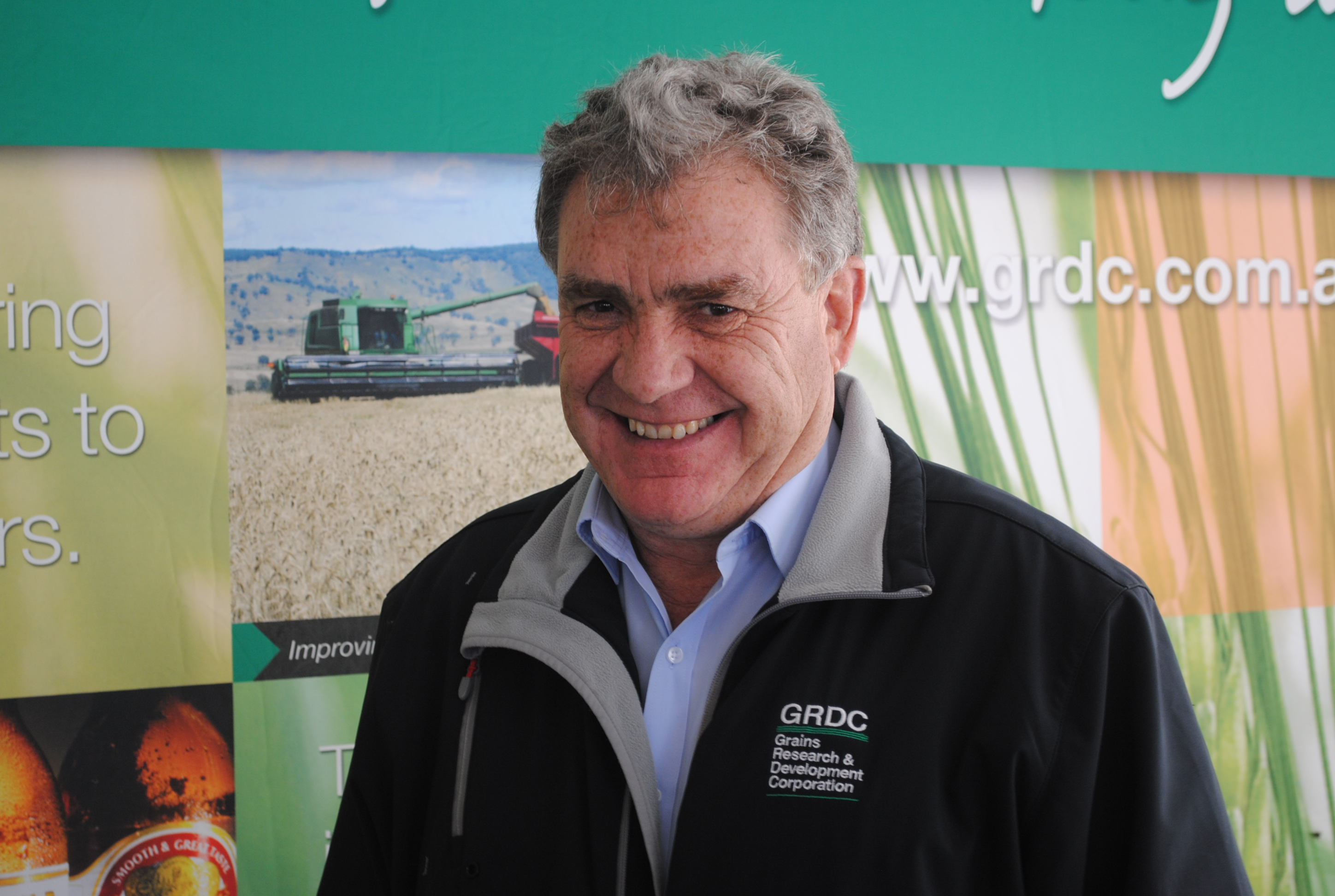 Image of GRDC western regional panel chairman Peter Roberts