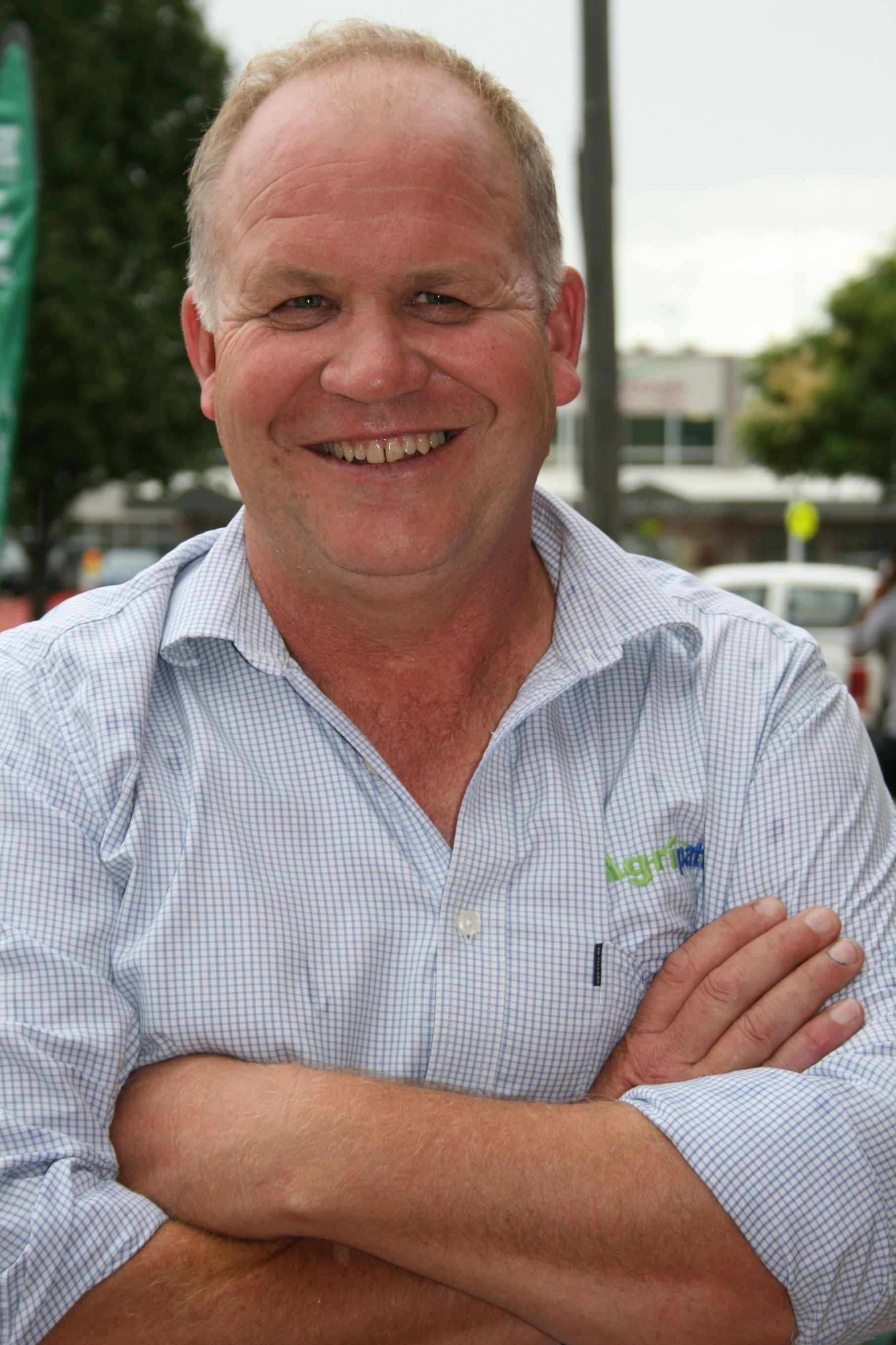 Image of Simon Fritsch, Agripath director