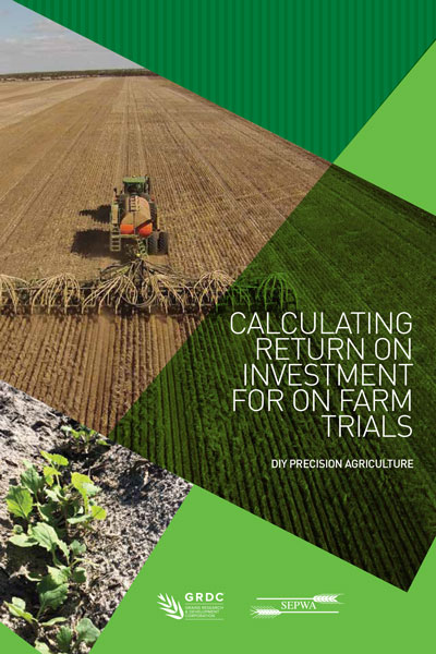 Cover image of Calculating ROI for On Farm Trials