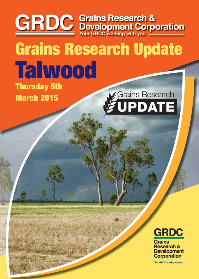 Talwood GRU cover page image