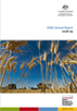 GRDC Annual Report 2008-09 cover